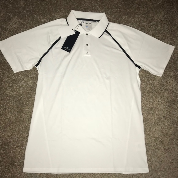 Adidas Camiseta ClimaCool Polo Golf Shirt PureMotion NWT poshmark